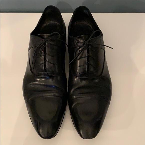 30a7429c4a46 Louis Vuitton Other - Louis Vuitton men s dress shoes black 9.5